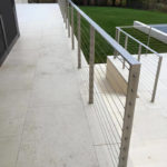 Exterior Walkway Railings