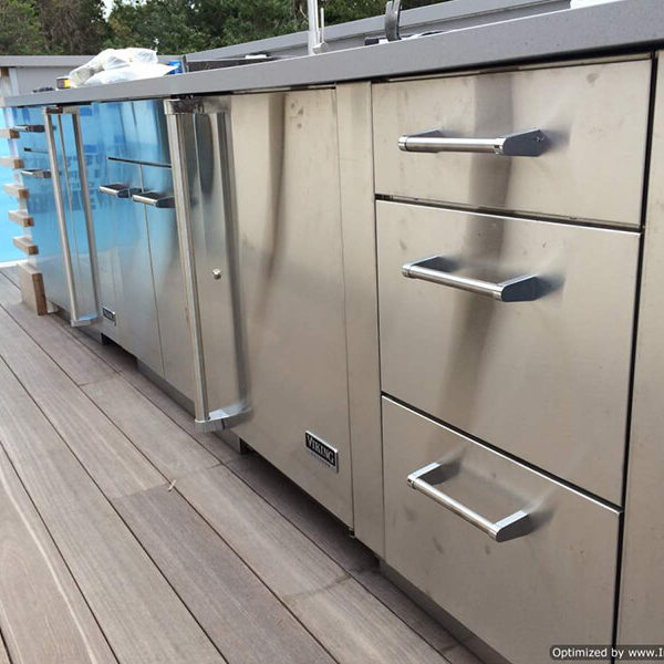 Metal Kitchens